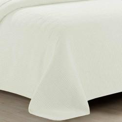 COLCHA DT JACQUARD BORDADO 280X270 NATURAL cama-180