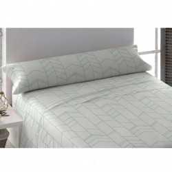 Juego de sábanas Manolito Verde Tiffany 105 cama-105