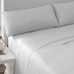 Juego de sábanas Tintura Blanco 200 cama-200