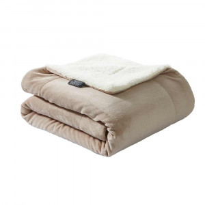 Couverture SHERPA BEIGE