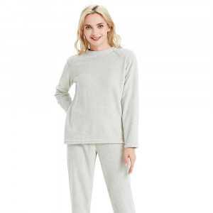 Pijama coral CHELSEA Gris...