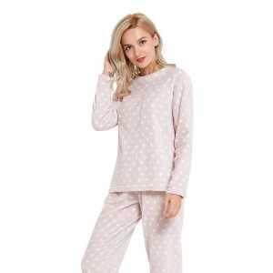 Pijama coral ESTRELLAS Rosa...