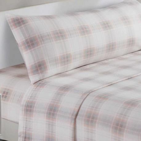 Juego de sábanas termales cuadro Valentina 105 cama-105