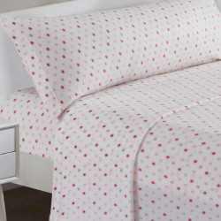 Juegos de sábanas termales 90 LILY Malva cama-90