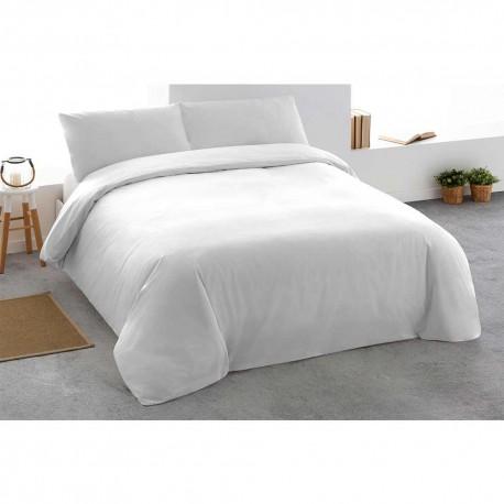 Funda Nordica  Algodon TINTURA 200 Blanco cama-200