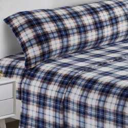 Juego de sábanas terciopelo 135/140 CUADRO VERA cama-135