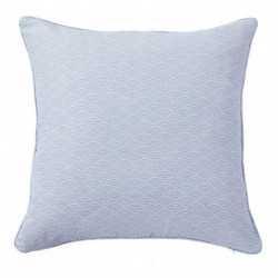 Cojin Cuadrante SOLITO Azul Indigo - Funda + Relleno cojines-decorativos-estampados