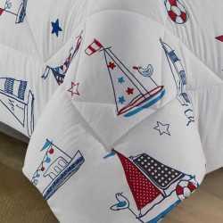 Edredón conforter Full beach 180 x 270 cama-90