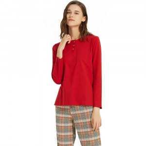 Pijama Mujer Franela cuadro...