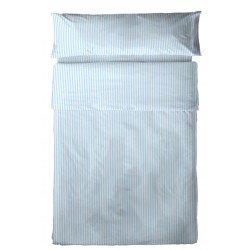 Juego de sábanas algodón 90 KODAK CELESTE