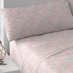 Juego de sábanas algodón 200 TRIGO cama-200