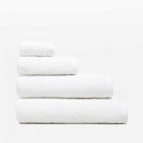 Toalla de baño 400gr Blanco - Colección Hotel toallas-400450