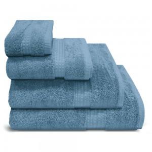 Toalla de baño 700gr Azul...