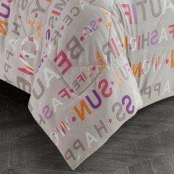 Edredón conforter 180x270 WONDERFUL cama-90