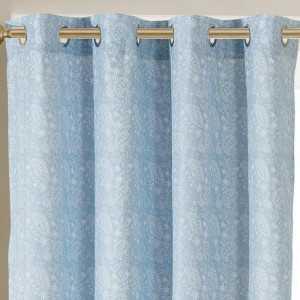 Cortina AGRA azul indigo