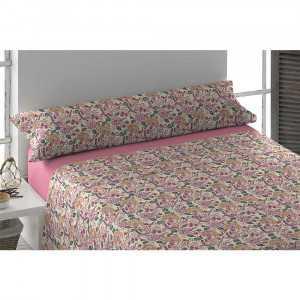 Juego de sábanas de algodon MIRIAN REV 180