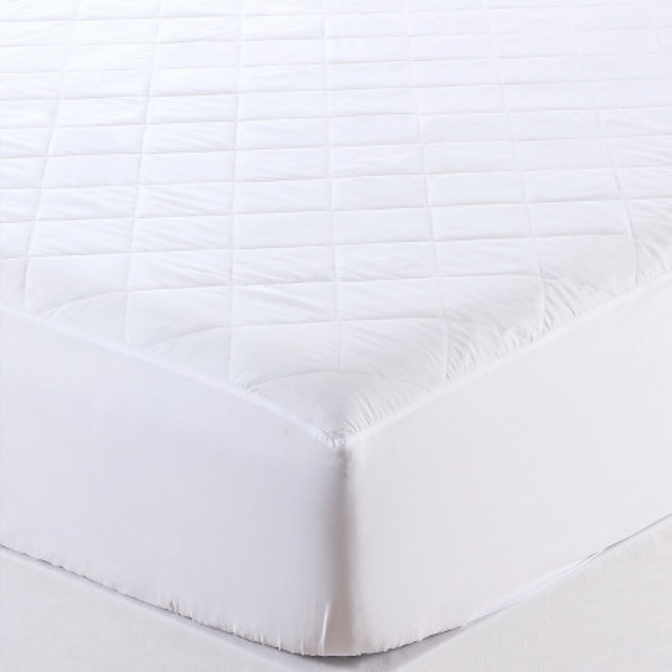 Cubrecolchón acolchado microfibra impermeable protectores-de-colchon