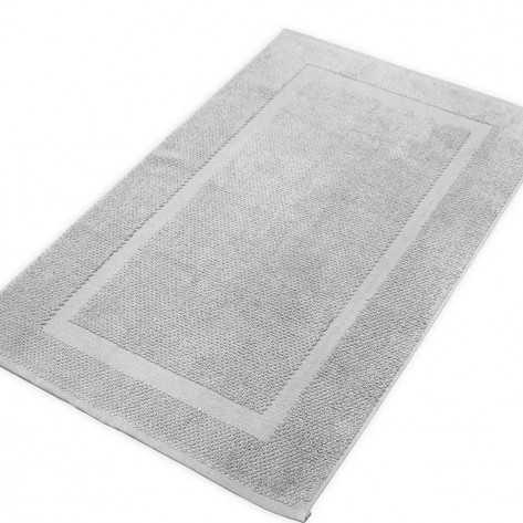 Alfombra de Baño 750gr Gris Perla alfombras-de-bano