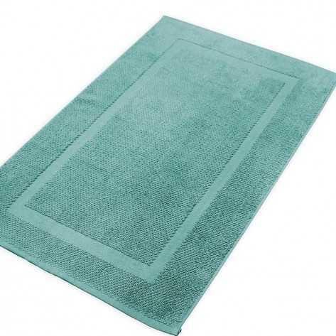 Alfombra de Baño 750gr Verde Tiffany alfombras-de-bano