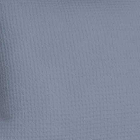 Colcha Piqué Nido Abeja Azul 180x270 cama-90