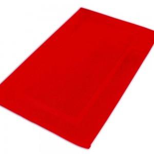 Alfombra de Baño 870gr Rojo