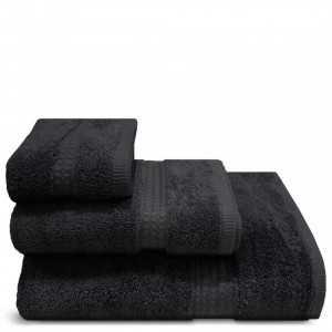 Toalla de baño 700gr  Negro