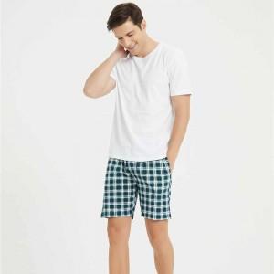 Pijama Hombre Corto Hugo...