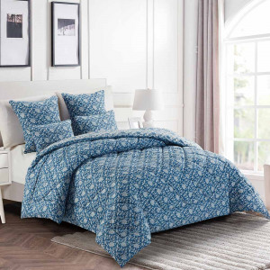 Edredón Conforter 180x270 Amira Azul