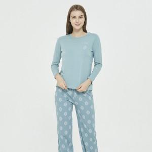 Pijama Largo Algodón BOGA...