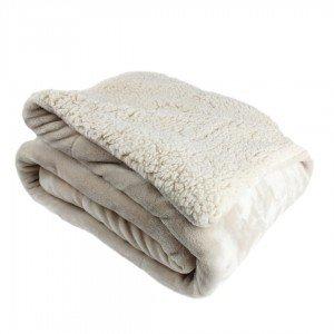 Cobertor VELVET BEIGE