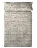 Jogo de lençois de flanela 90 IBIZA