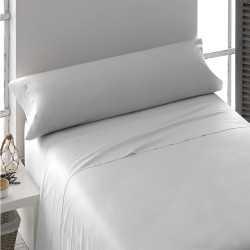 Juego de sábanas blanco 135 cama-135