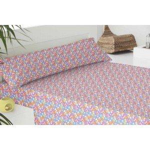 Parure de lit de flannelle 90 GANTE