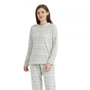Pijama coral Claudio natural