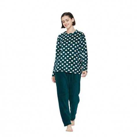 Pijama coral Celia pijama-invierno