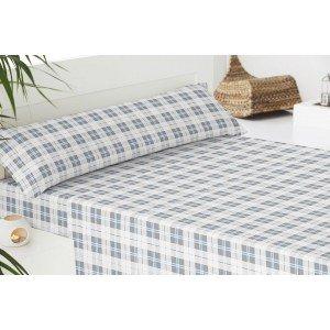 Parure de lit de flannelle 140 ARLON