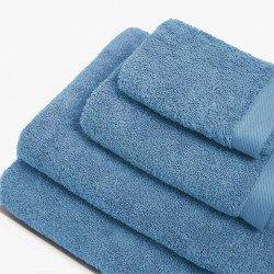 Toalha de baño 450g MICAELA AZUL
