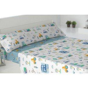 Parure de lit coton 90 BEEP