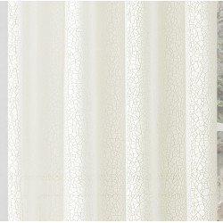 Cortina Burnout Buleria Natural cortinas-translucidas