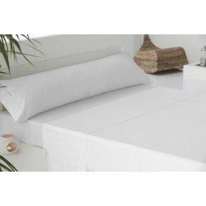 Parure de lit coton 90 BLANC