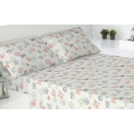 Juego de sábanas 180 AIRMAIL cama-180