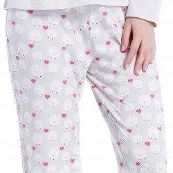 Set Camisa+Pantalón largo SWEET DREAMS