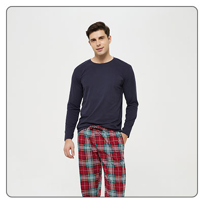 ropa de casa de hombre