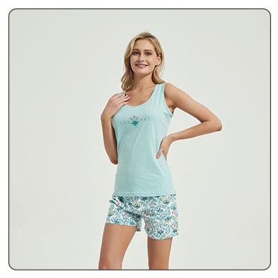 Pijamas cortos de mujer