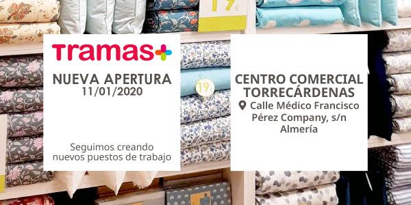 Nueva apertura en Torrecárdenas, Almería
