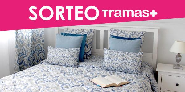 Sorteo Noviembre Tramas - Edredón Conforter