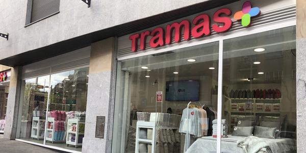 Tramas abre su segunda tienda en Salamanca