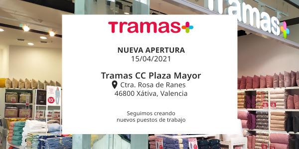 Nueva apertura en el centro comercial Plaza Mayor Xátiva, Valencia