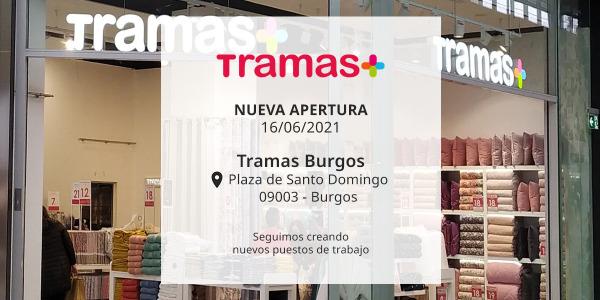 Nueva apertura en Burgos
