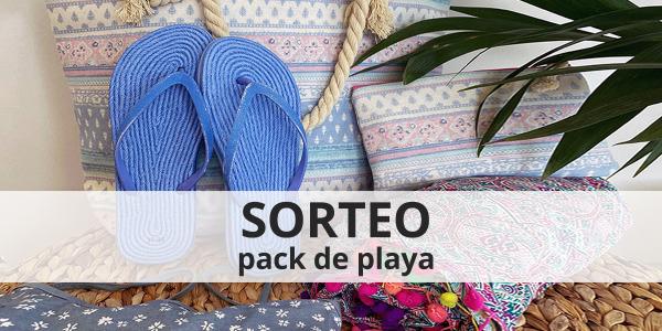 Concurso Pack de playa